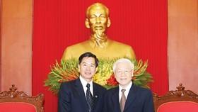 VN to assist Vientiane in city development
