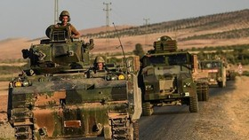 Turkey says ends its military operation in northern Syria