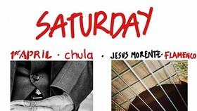 Spanish guitarist Jesús Morente performs in Hanoi