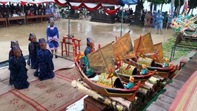 Feast and Commemoration Festival for Hoang Sa Soldiers held in Quang Ngai