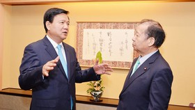 JICA willing to cooperate with HCMC in public private partnership
