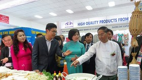 HCMC Expo 2017 opens in Myanmar