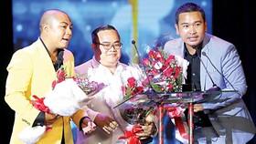 """""""Sai Gon, I love you"""" wins Golden Kite Award 2016"""