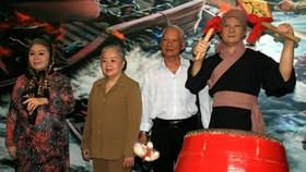 Wax museum featuring Vietnamese artists inaugurates