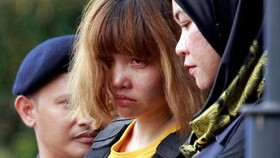 Vietnam embassy visits Vietnamese murder suspect in Malaysia