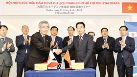 HCMC invites Kansai investors to three key fields