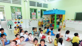 Ben Tre fights against mumps, measles in schools