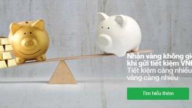 Standard Chartered Việt Nam tặng vàng khách gửi tiền tiết kiệm