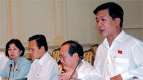HCM City Councilors Criticize Hiccups in Urban Management