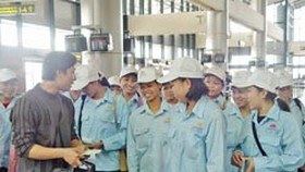 Woman Arrested for Labor Export Swindle