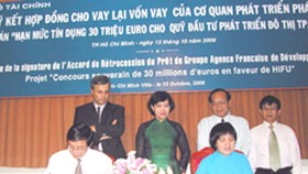 France Channels Funds to HCMC