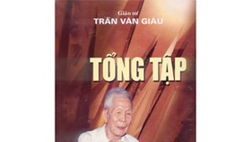 New Books Mark 95th birthday  of Prof. Tran Van Giau
