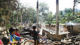 Five Dead, Schools Burned in Thailand's Muslim South