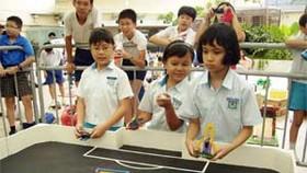 Singapore to Introduce Robotics to Vietnamese Kids