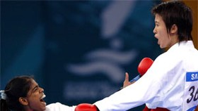 Karate Woman Secures 2nd Gold for VN at Asian Games