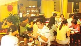 Vietnamese Buffet Ganh blooming