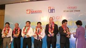"50 Companies Awarded ""Favorite Vietnamese Tourism Services 2006"" Title"