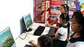 Multimedia Library for Children in HCMC