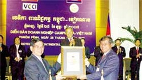 President Triet Concludes the Cambodia Tour