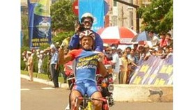 Do Tuan Anh Wins Fifth Leg of HTV Cycling Event