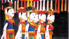 Vietnamese Water Puppetry in 16th International Puppetry Festival