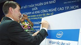 Intel, SHTP Ink Deals to Fight Corruption