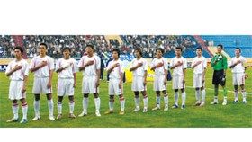 Viet Nam Announce Olympic Football Squad