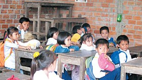 Build More Schools: Education Minister