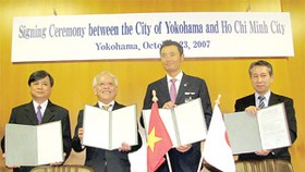 City Seeks More Japanese Investment