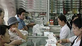 Viet Nam Pharmacies Must Meet WHO Standard by 2010