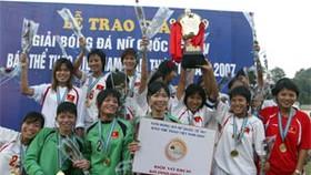 Viet Nam Nabs Women Football Gold Cup, Beats Shandong 4-3