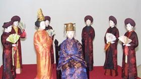 HCMC Exhibition Features Japan's Traditional Kimekomi Dolls