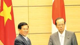 President Triet Inks Viet Nam-Japan Agreements Worth Over US$4.51 Billion