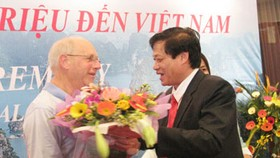 Viet Nam Welcomes Four-Millionth Visitor