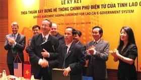 Lao Cai Prepares New E-Gov System