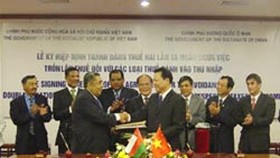 Viet Nam, Oman Ink Double Taxation Avoidance Agreement