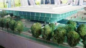 Ground Breaking Held for Ha Noi Museum