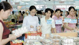 HCMC Consumer Prices Begin To Fall