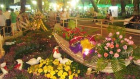 City Launches Design Contest for the 2010 Lunar New Year Flower Festival