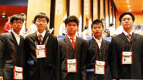 International Physics Olympiad Kicks off