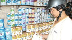 Tainted Milk Products Tally Goes Up to 20