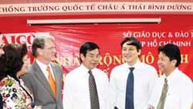 HCMC seminar examines international schools