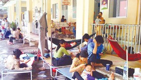 HCMC pediatric hospitals handle spate of illnesses