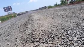 """UBND tỉnh Gia Lai chỉ đạo kiểm tra con đường gần trăm tỷ """"nát bét"""""""