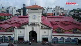 Chợ Bến Thành - Ngôi chợ đặc trưng của TPHCM
