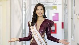 Global Beauties xếp Minh Tú đứng đầu châu Á, dự đoán giành ngôi Á hậu 1