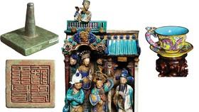 """Cơ hội thưởng lãm cổ vật quý với trưng bày """"Nét cũ dấu xưa"""""""