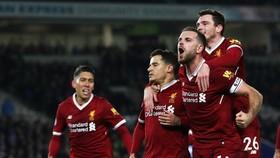 Brighton&Hove Albion - Liverpool 1-5: Lữ đoàn đỏ thắng tưng bừng