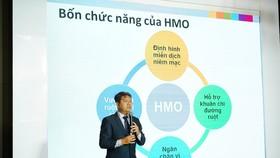 Đột phá mới của Nestlé về HMO giúp tăng cường sức đề kháng cho trẻ