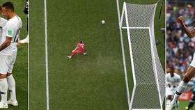 Tứ kết, Uruguay - Pháp 0-2: Varane lập công, Griezmann ấn định chiến thắng